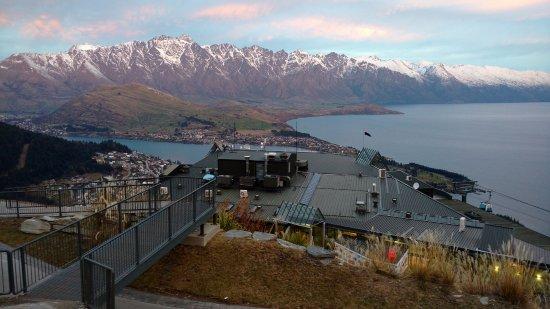 Stratosfare Restaurant & Bar: Views from Stratosfare Restaurant