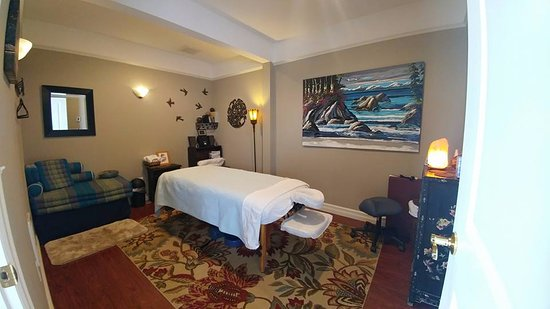 Blaine, WA: Massage Room