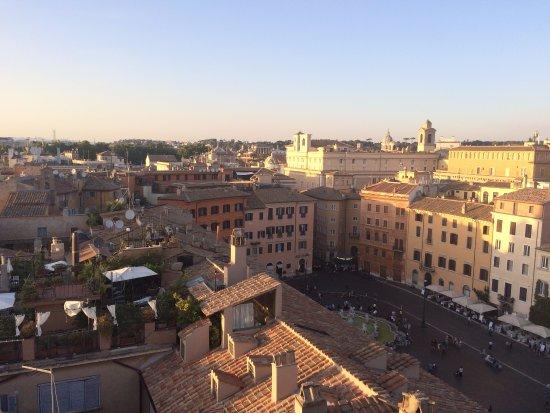 Piazza Navona Picture Of Terrazza Borromini Rome