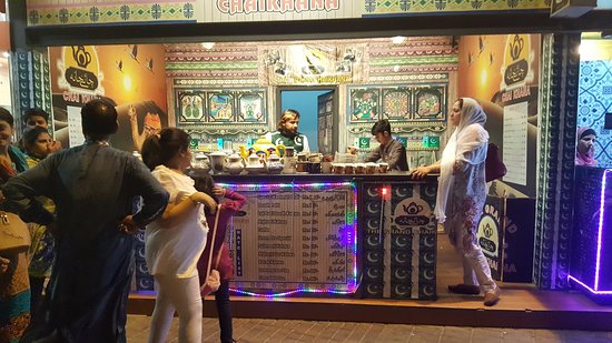 Port Grand: Chai Khana (The Tea Shop).
