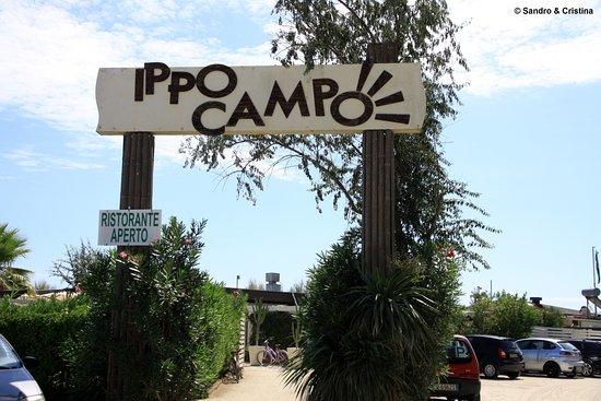 Milano Marittima, Italy: Bagno Ippocampo 277 - Entrata