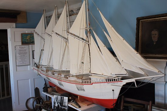 Port Greville, Canada: The Mary White