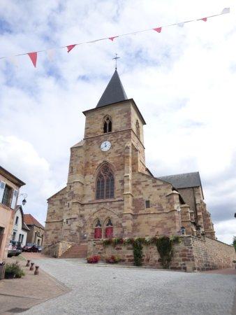 Collegiale Saint-Etienne de Hombourg-Haut