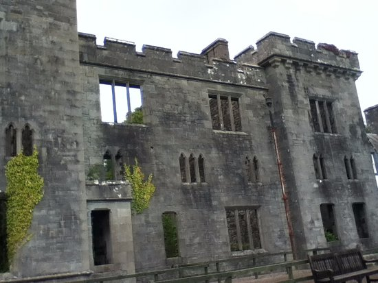 Armadale Castle, Gardens & Museum of the Isles: Armadale Castle ruins