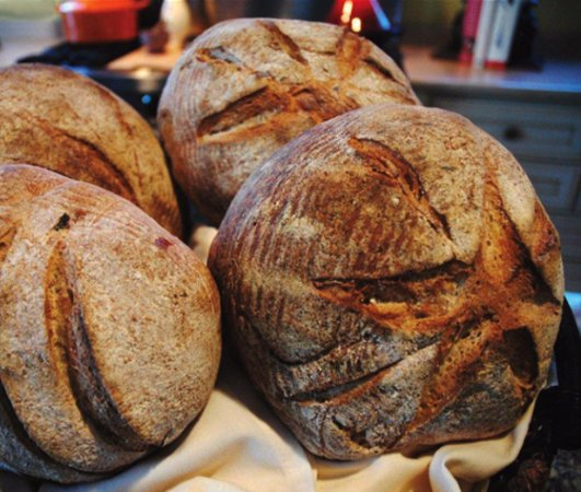 Cadillac, MI: Fresh Baked Breads - Be Sure to Try our Sourdough!