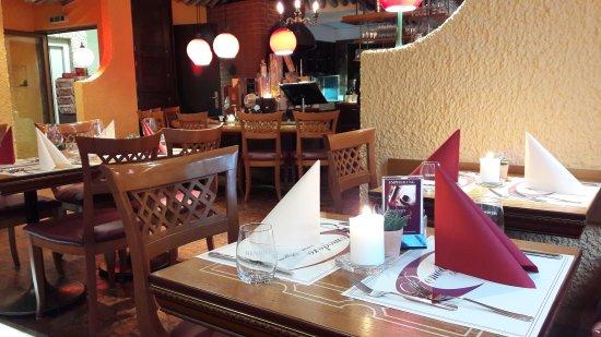 Ristorante Pomodoro: Gutes Essen - schöne Atmosphäre