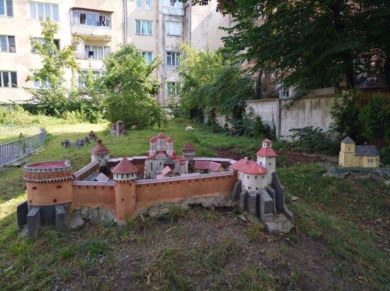 Potoсki Palace: Miniatury