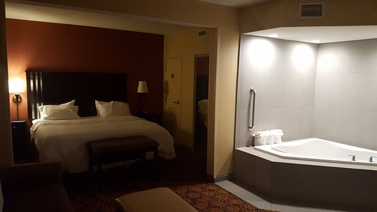 Blackwood, NJ : Jacuzzi Suite