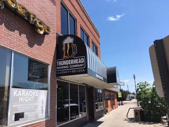 Thunderhead Brewing Company: Thunderhead Brewing Exterior