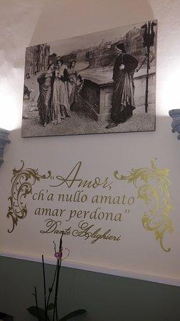 Foto de Hotel Il Poeta Dante