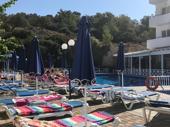 Pefkos Beach Hotel: photo5.jpg