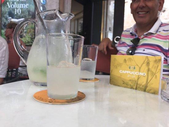 Cappuccino Palau March