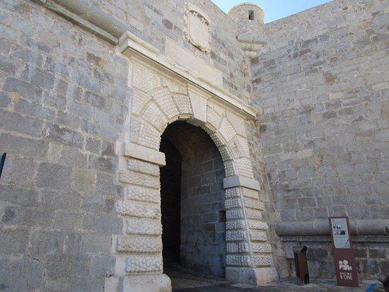 Peniscola, Spain: Portal Fosc