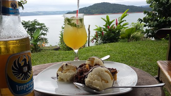 Restaurant by the Lake Tinajas Arenal: 20160911_160412_large.jpg
