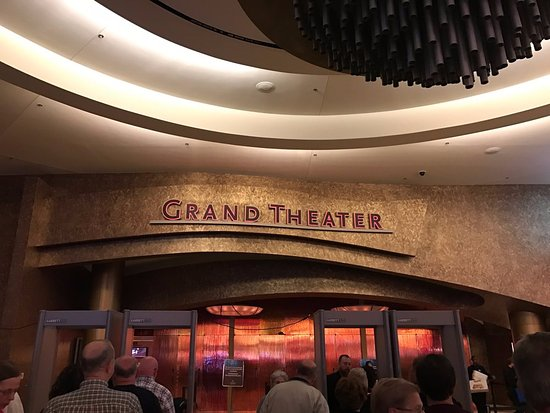 Grand Theater at Foxwoods: Grand Theater