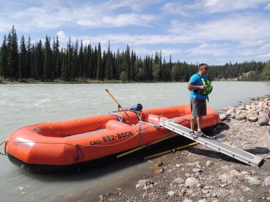 Jasper Raft Tours: Great Guides
