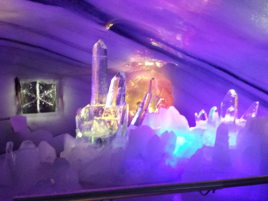 Skywalk Dachstein: palazzo del ghiaccio