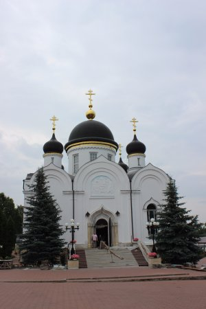 Zadonsk Saint-Tikhonov Transfiguration Monastery