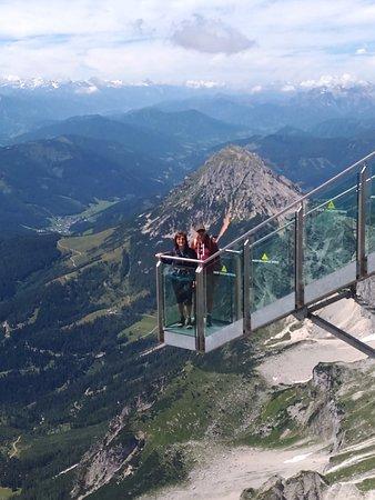 Skywalk Dachstein: terrazza sospesa