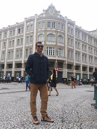 The Flowers Street: Curitiba, PR.