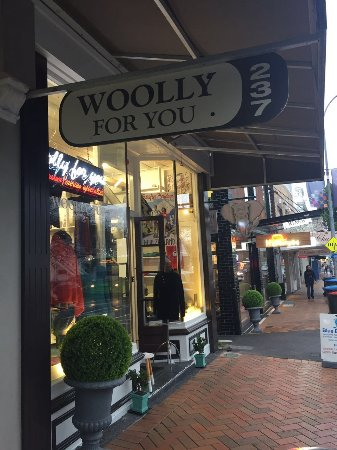 Woolly For You