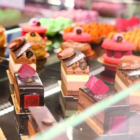 Le Parfait Paris: desserts