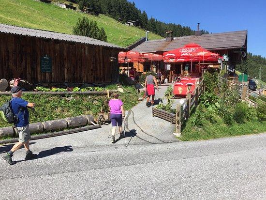 Fuegenberg, Austria: Alpengasthof Schellenberg