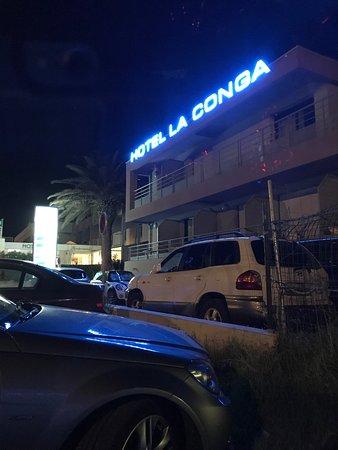 Hotel La Conga Sete France