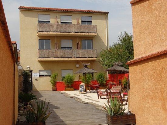 Les Mimosas Hotel  Argel U00e8s