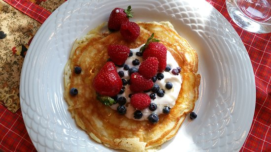 Shefford, Kanada: Breakfast day 2
