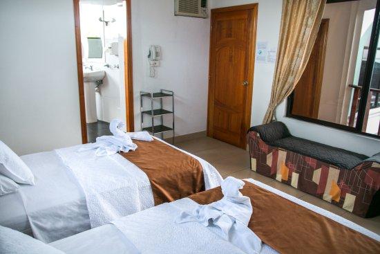 Hostel Sir Francis Drake: Habitación 2 camas individuales