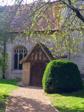 Grantchester Village: Morning in Grantchester