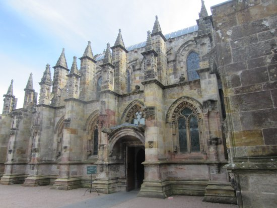 Scottish Terrier Tours - Day Tours: Rosslyn Chapel