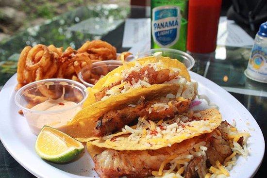 Big Daddy's Grill : Tacos