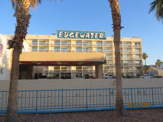 Edgewater Hotel & Casino: View of the hotel from outside