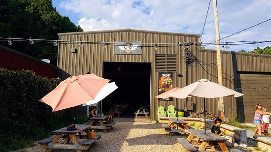 The Flying Mouse Brewery