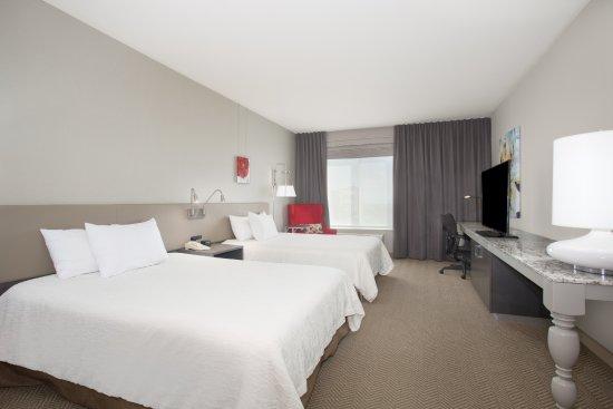 Hilton Garden Inn Salt Lake City/Layton: 2 Queen Bedroom Suite