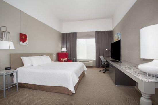 Hilton Garden Inn Salt Lake City/Layton: King Bedroom
