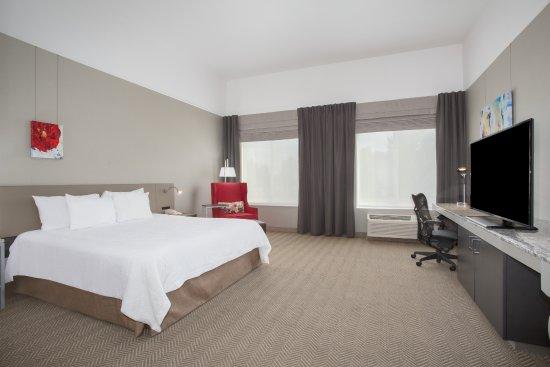 Hilton Garden Inn Salt Lake City/Layton: King ADA Bedroom