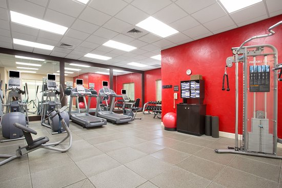 Hilton Garden Inn Salt Lake City/Layton: Fitness Center