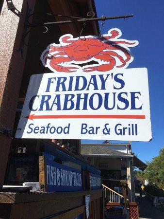 Seafood Restaurants Friday Harbor Wa