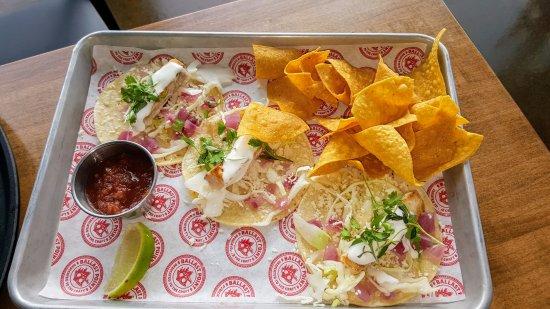 Daleville, VA: Fish Tacos