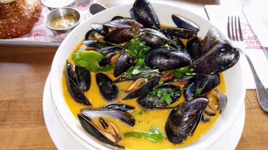 เดเลอวิลล์, เวอร์จิเนีย: Mussels