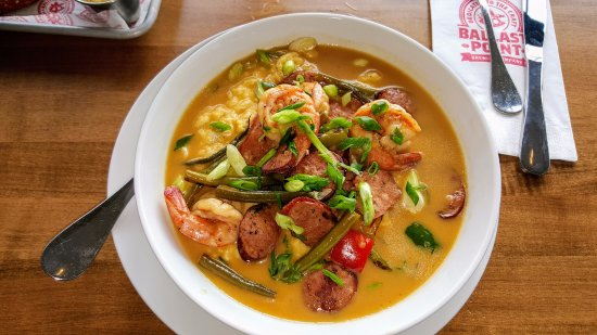 Daleville, VA: Shrimp and Grits