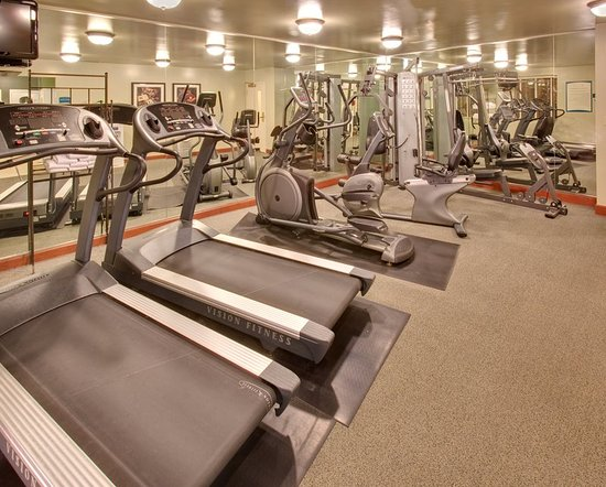 Staybridge Suites Chicago Oakbrook Terrace: Fitness Center
