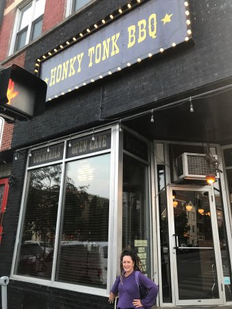 On the Grid : Honky Tonk BBQ
