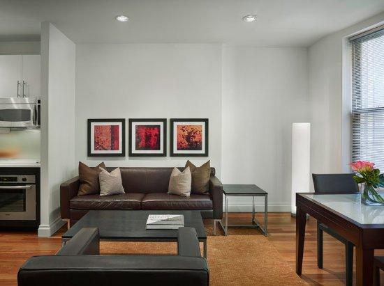 AKA TS Living Room - Bild von AKA Times Square, New York City ...