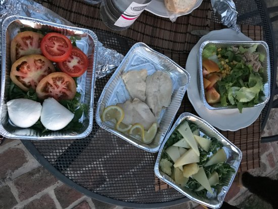 San Giovanni del Pantano, إيطاليا: La cena pessima arrivata con servizio delivery da Il CALDARO