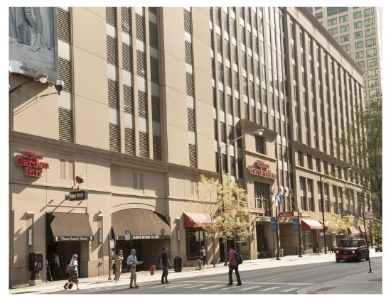 Hilton garden inn chicago downtown magnificent mile for All hotels downtown chicago
