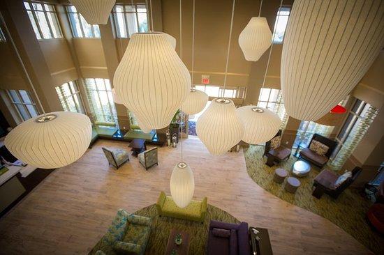 Montebello, CA: Hotel Lobby